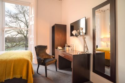 Black Ivy Boutique Hotel Edinburgh Rooms