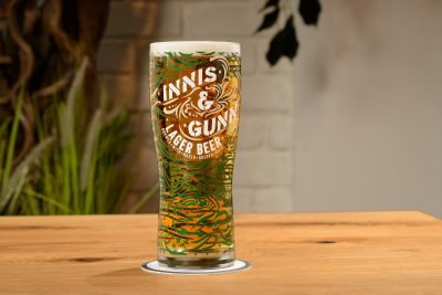 Black Ivy Edinburgh Tank Beer Innis & Gunn